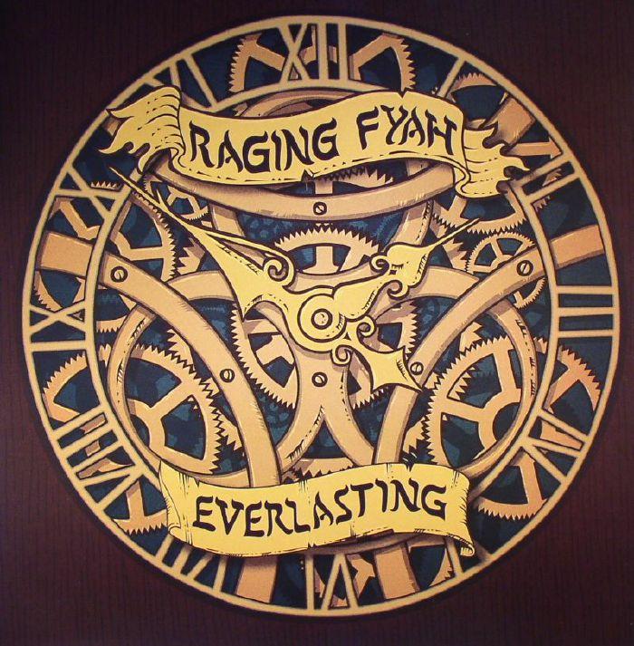 RAGING FYAH - Everlasting