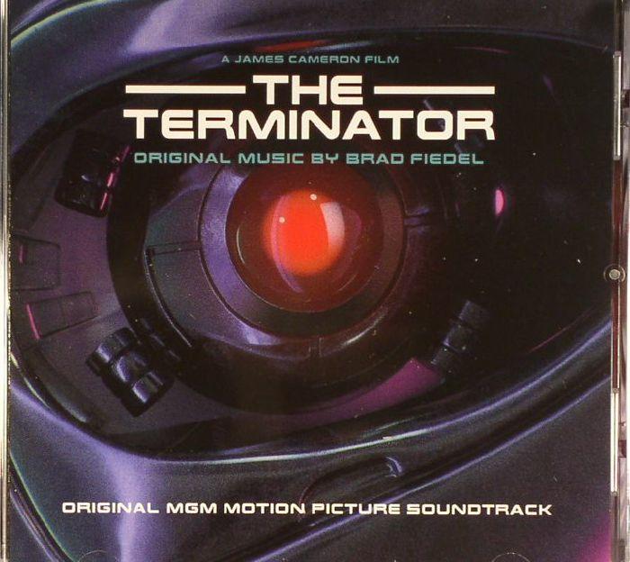 Brad Fiedel The Terminator Soundtrack Vinyl At Juno Records