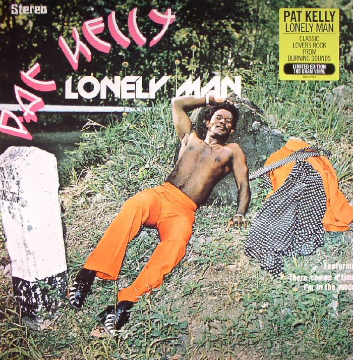 KELLY, Pat - Lonely Man