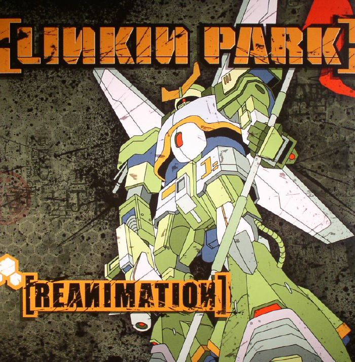 LINKIN PARK Reanimation Vinyl At Juno Records