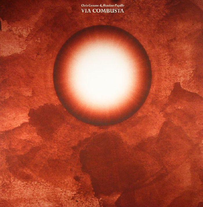 CORSANO, Chris/MASSIMO PUPILLO - Via Combusta