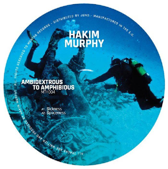 MURPHY, Hakim - Ambidextrous To Amphibious