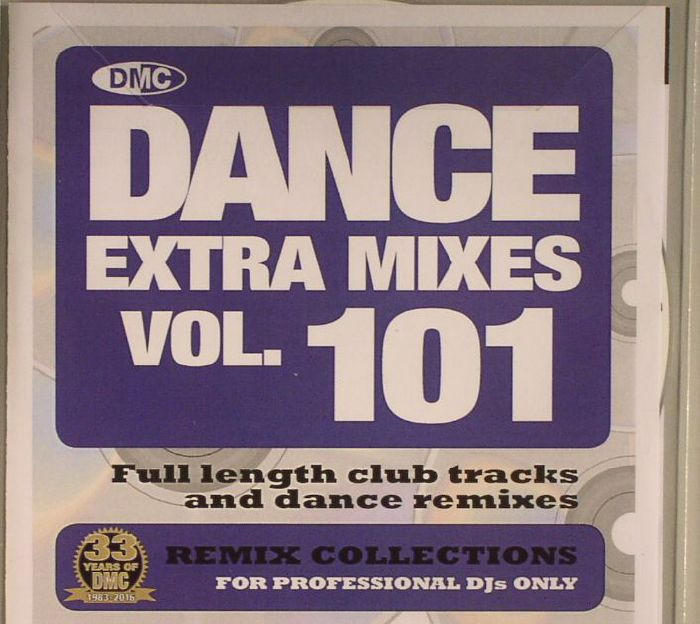 VARIOUS - Dance Extra Mixes Volume 101: Remix Collections For Professional DJs (Strictly DJ Only)