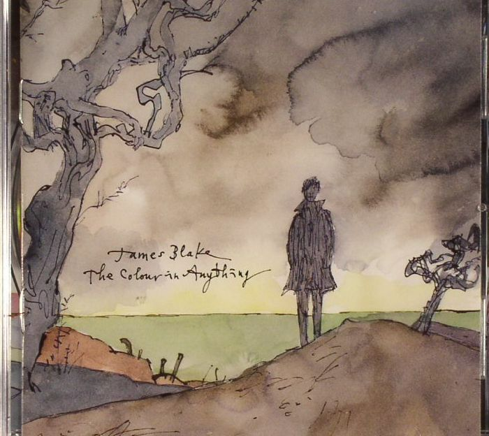 BLAKE, James - The Colour In Anything