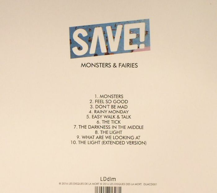 SAVE! - Monsters & Fairies