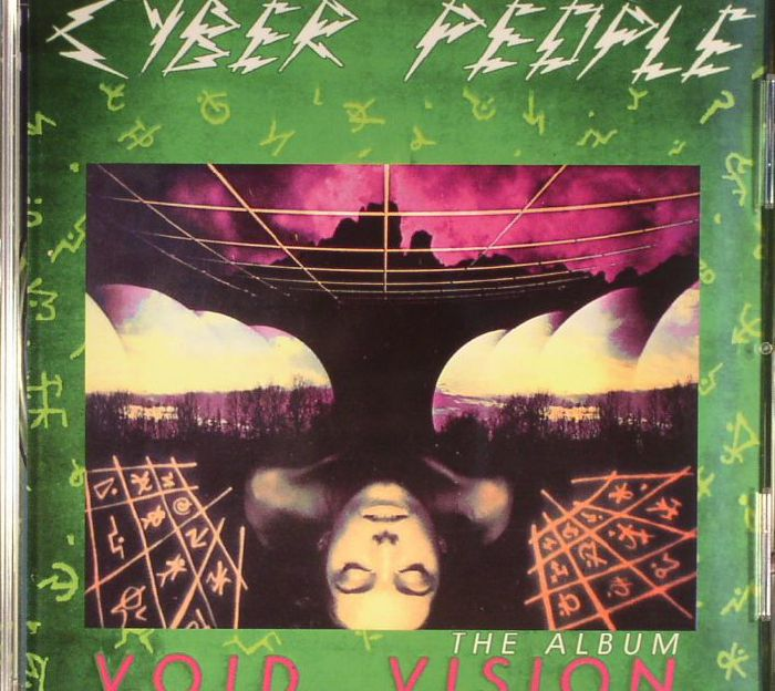 CYBER PEOPLE - Void Vision The Album