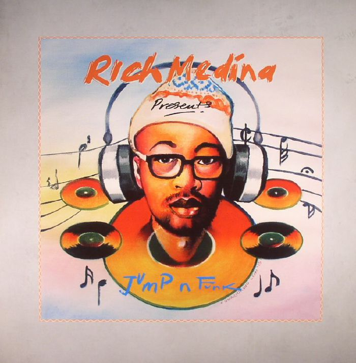 MEDINA, Rich/VARIOUS - Jump N Funk