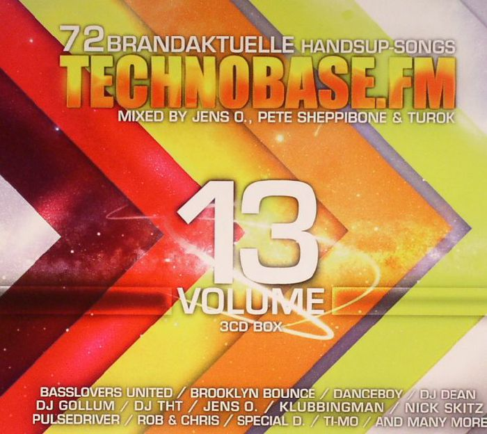 VARIOUS - Technobase FM Volume 13