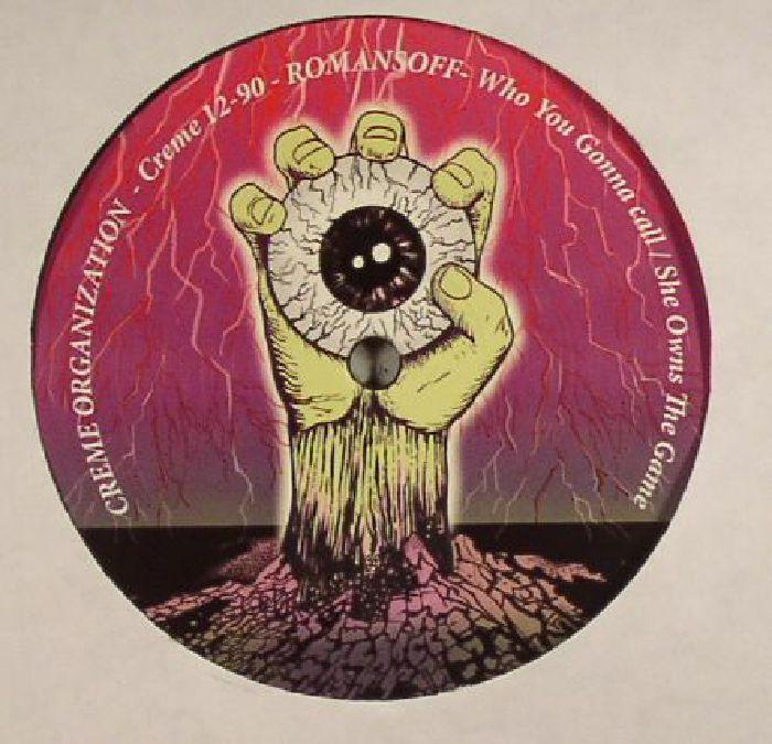 ROMANSOFF - Wrath Of Zeus EP