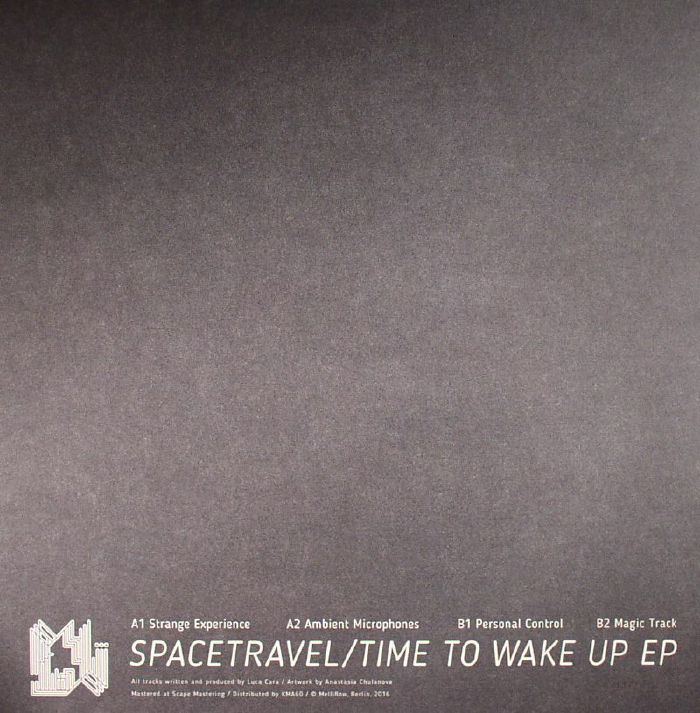 SPACETRAVEL - Time To Wake Up EP