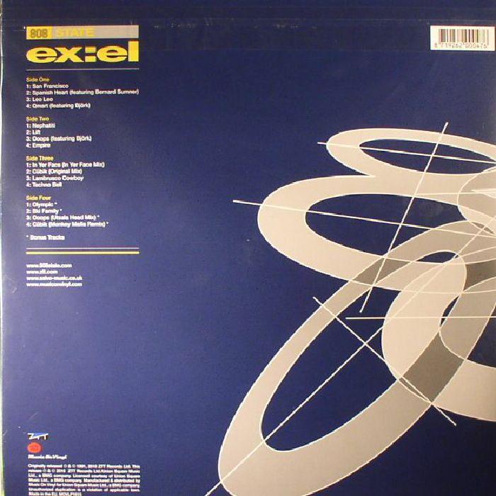 808 STATE - Ex:El