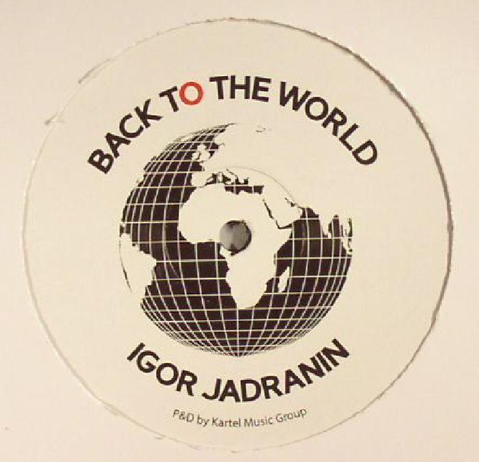 JADRANIN, Igor - The Boulevardd EP