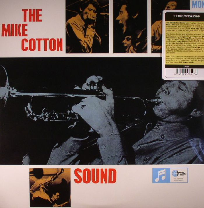 MIKE COTTON SOUND, The - The Mike Cotton Sound