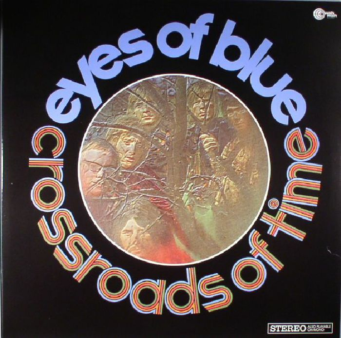 EYES OF BLUE, The - Crossroads Of Time (reissue)
