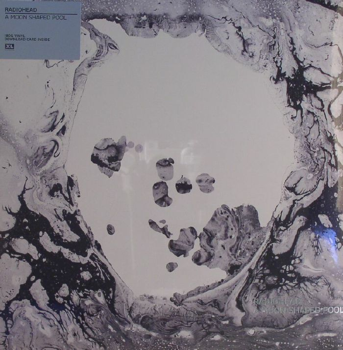 Radiohead A Moon Shaped Pool Vinyl At Juno Records
