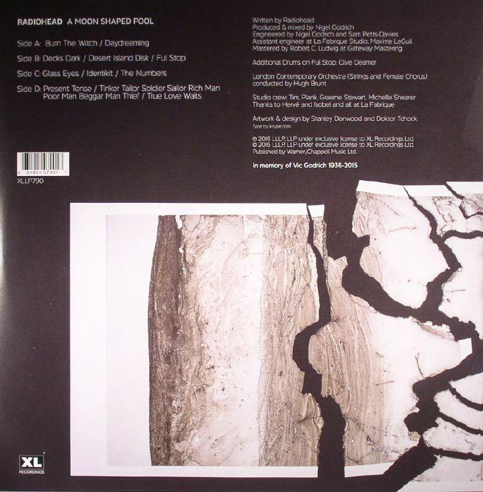 Radiohead A Moon Shaped Pool Vinyl At Juno Records