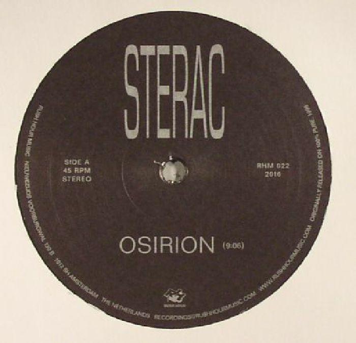 STERAC aka STEVE RACHMAD - Osirion