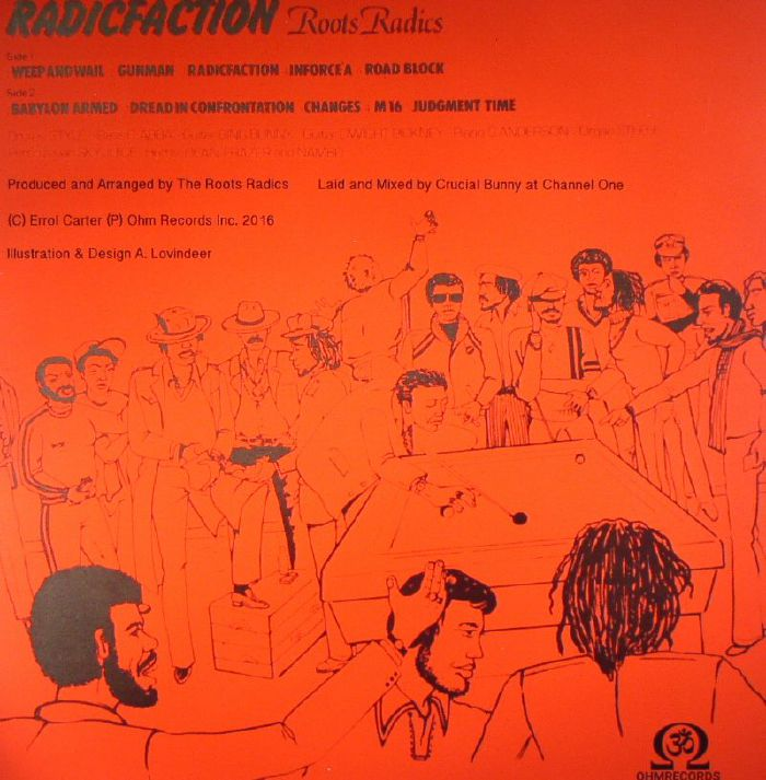ROOTS RADICS - Radicfaction