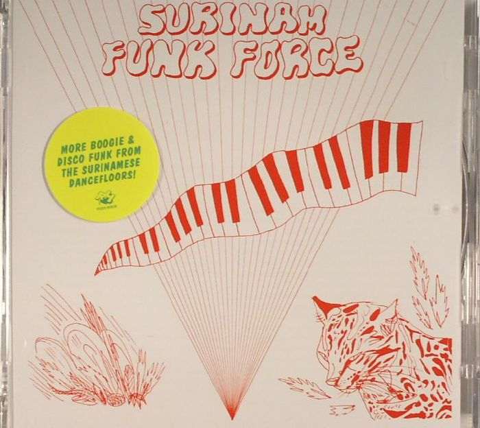 VARIOUS - Surinam Funk Force