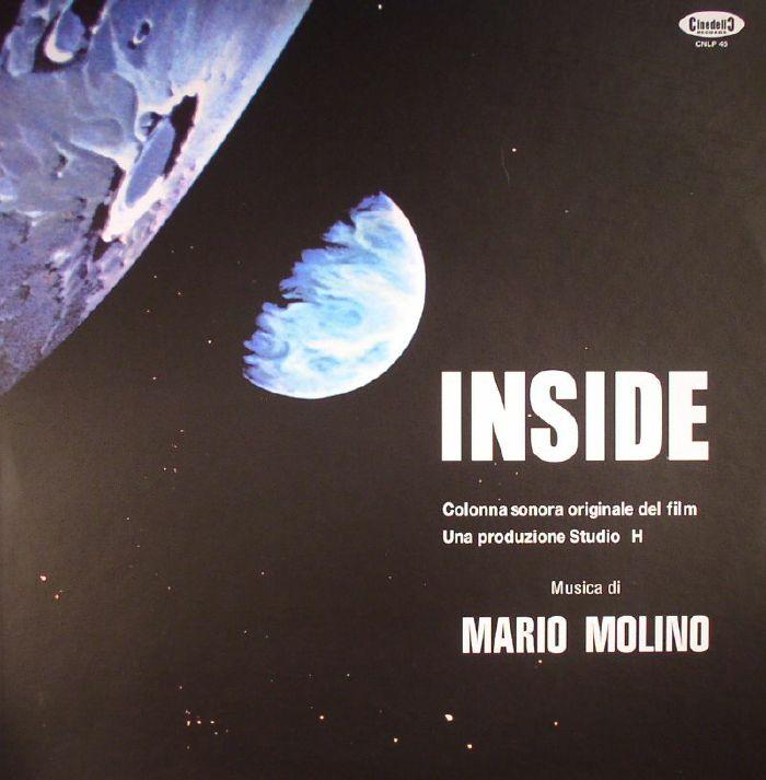MOLINO, Mario - Inside (Soundtrack)