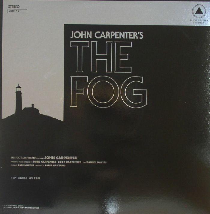 John CARPENTER Assault On Precinct 13/The Fog (Soundtrack ...
