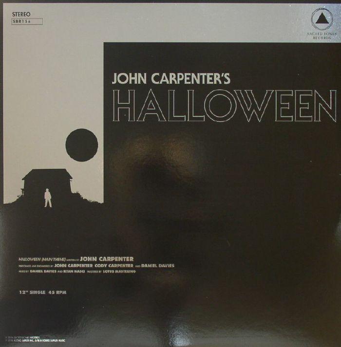 John CARPENTER Halloween/Escape From New York (Soundtrack) vinyl ...