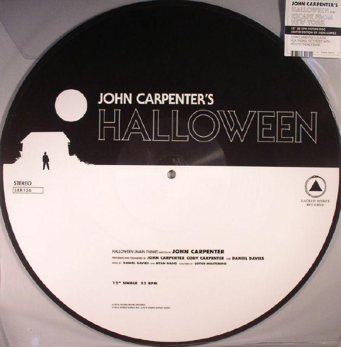 CARPENTER, John - Halloween/Escape From New York (Soundtrack)