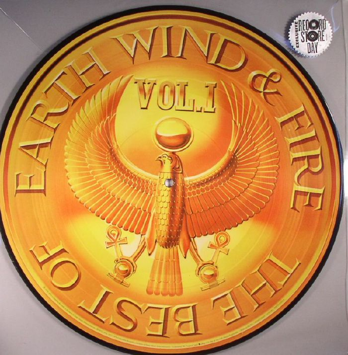 Earth Wind Amp Fire The Best Of Earth Wind Amp Fire Vol 1