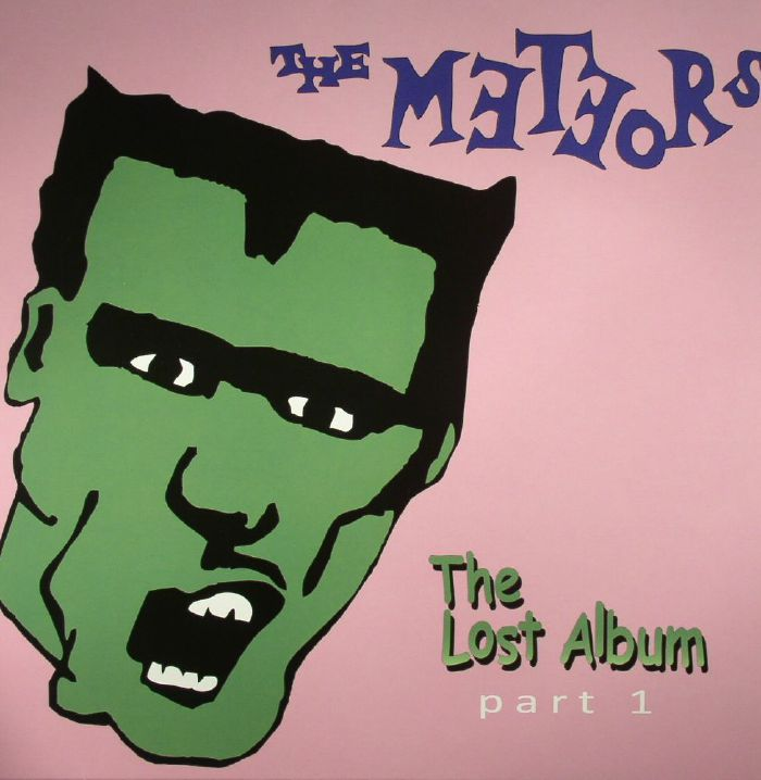 METEORS, The - The Lost Album: Part 1
