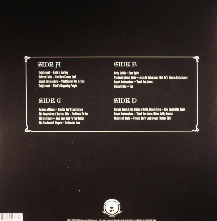 VARIOUS - Greg Belson's Divine Disco: American Gospel Disco 1974-1984