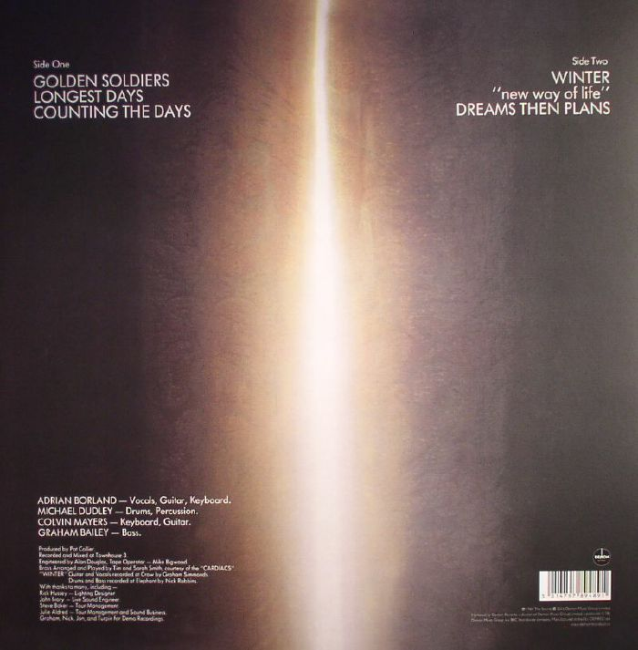 SOUND, The - Shock Of Daylight