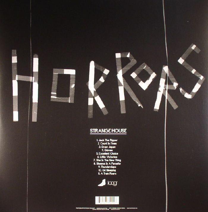 HORRORS, The - Strange House