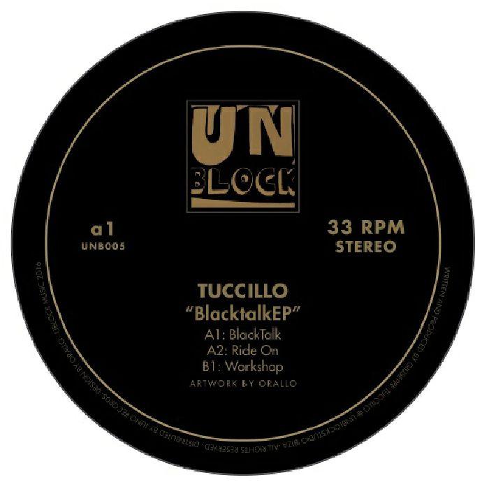 TUCCILLO - Black Talk EP