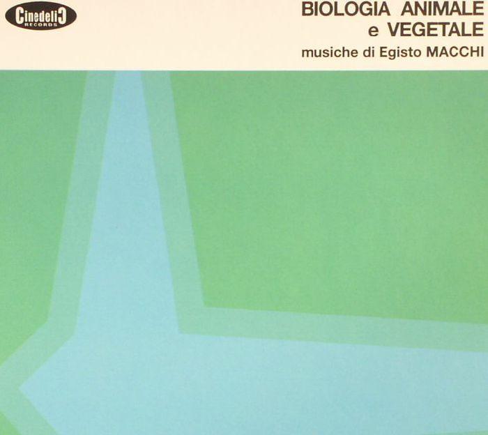MACCHI, Egisto - Biologia Animale E Vegetale