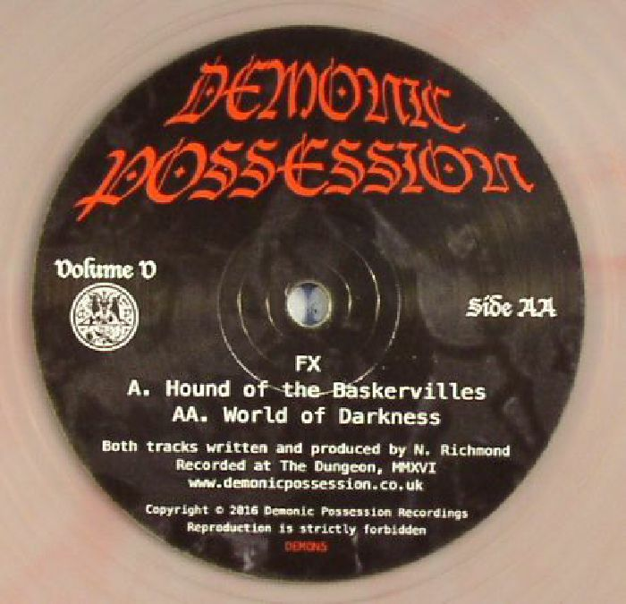 FX - Demonic Possession Volume 5