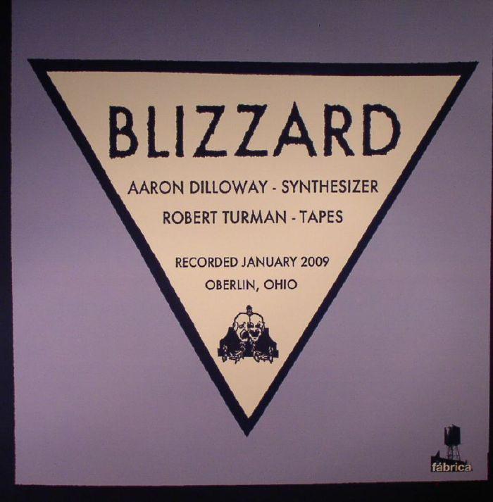 TURMAN, Robert/AARON DILLOWAY - Blizzard