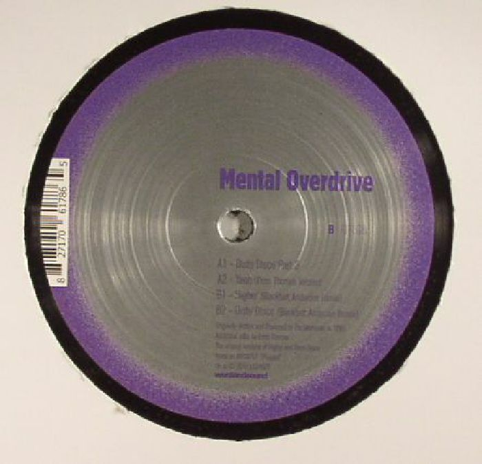 MENTAL OVERDRIVE - Plugged Remixes