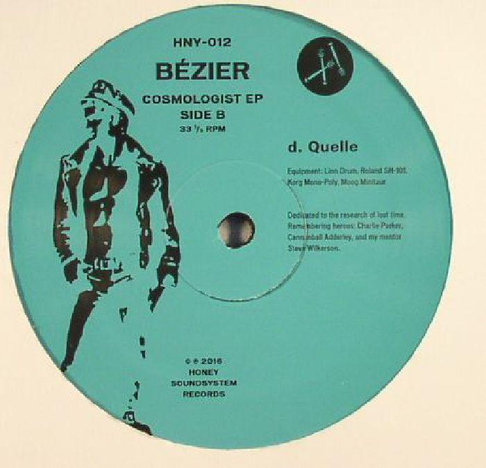 BEZIER - Cosmologist EP
