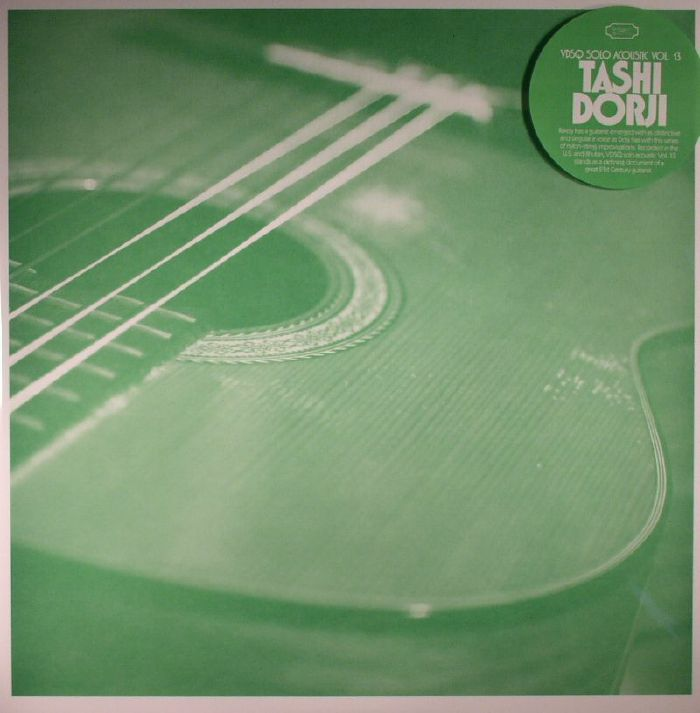 DORJI, Tashi - Solo Acoustic Vol 13