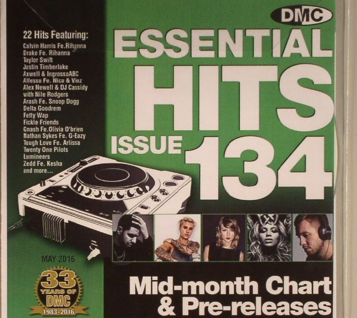 VARIOUS - DMC Essential Hits 134 (Strictly DJ Only)
