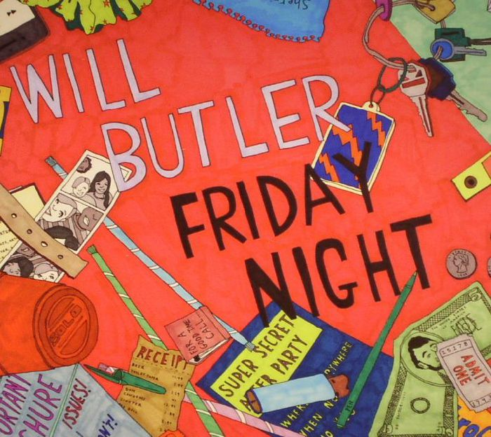 BUTLER, Will - Friday Night: Live Album