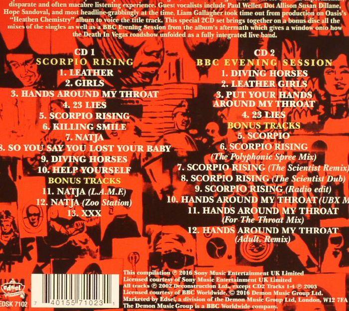 DEATH IN VEGAS - Scorpio Rising (Deluxe Edition)
