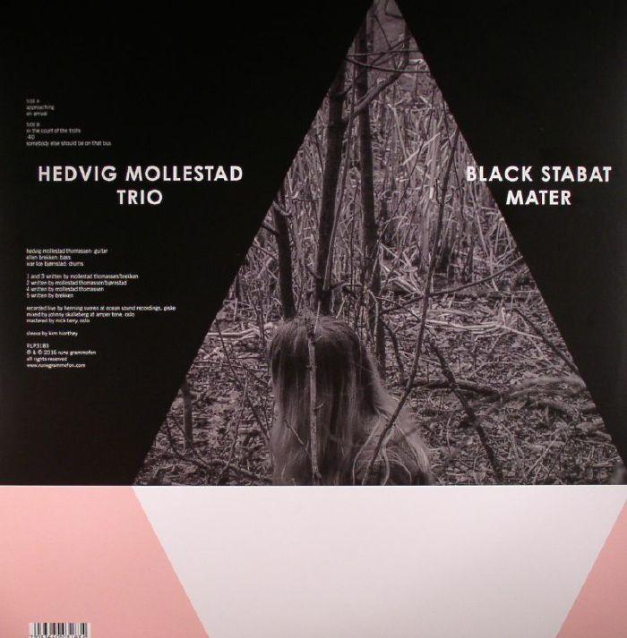 HEDVIG MOLLESTAD TRIO - Black Stabat Mater