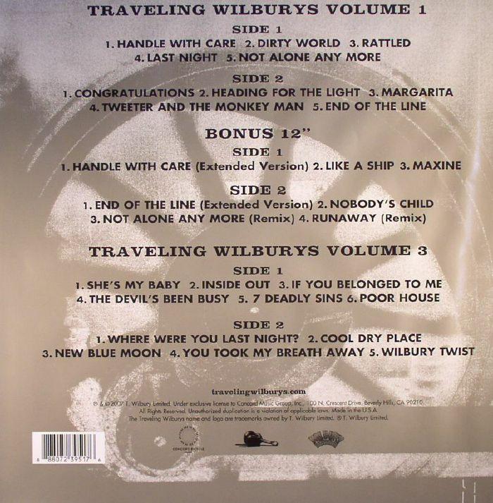 Traveling Wilburys The Traveling Wilburys Collection Vinyl