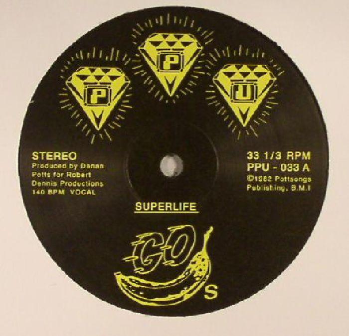 Superlife Go Bananas Vinyl At Juno Records