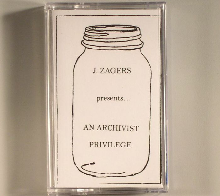 ZAGERS, Jeff - An Archivist Privilege
