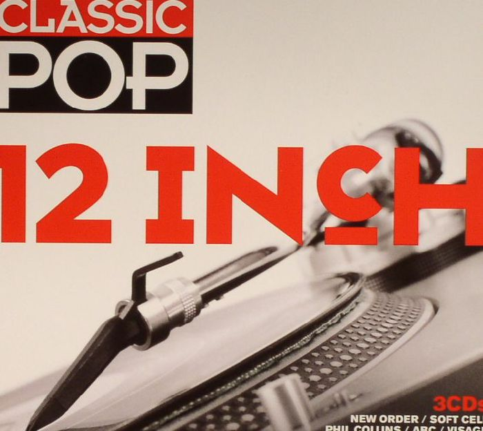VARIOUS - Classic Pop: 12 Inch