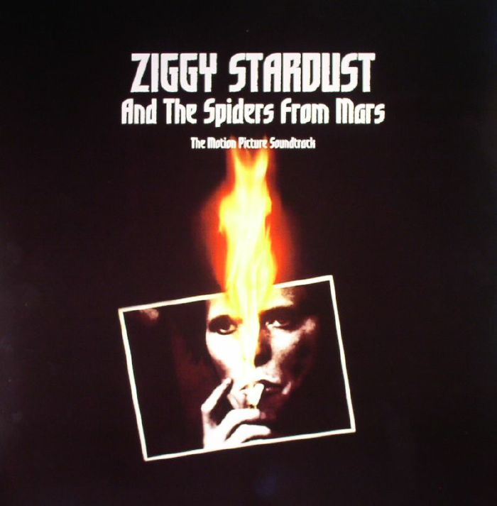 BOWIE, David - Ziggy Stardust & The Spiders From Mars (Soundtrack)