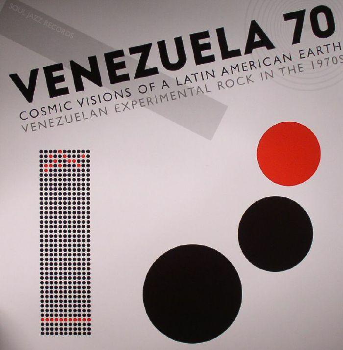 VARIOUS - Venezuela 70: Cosmic Visions Of A Latin American Earth: Venezuelan Experimental Rock In The 1970s