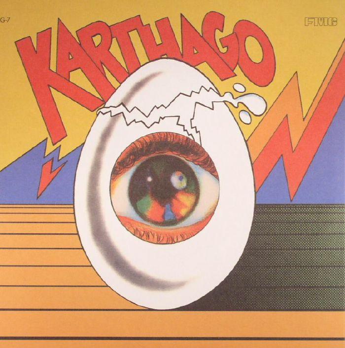 KARTHAGO - I Give You Everything You Want